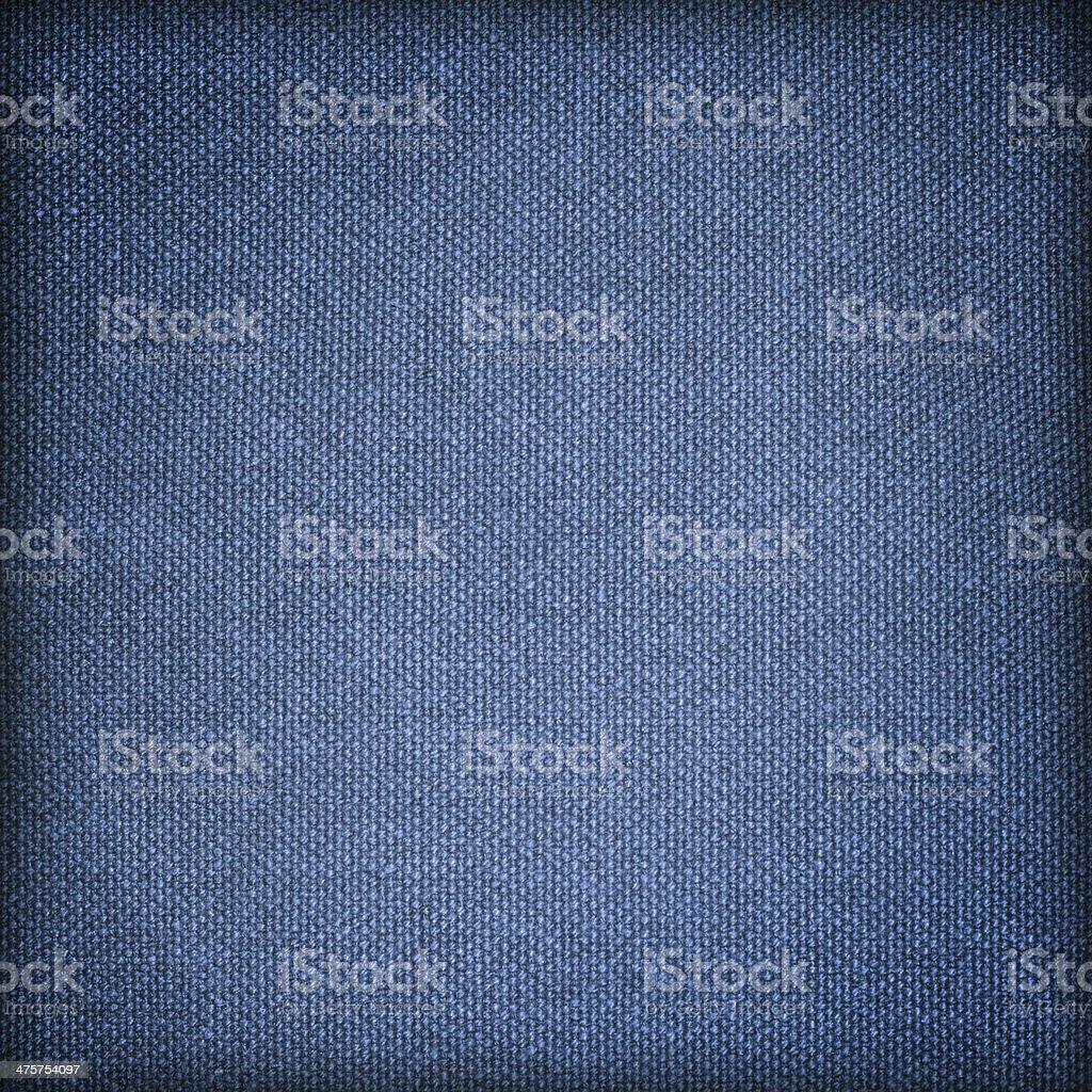 Brown linen texture closeup stock photo