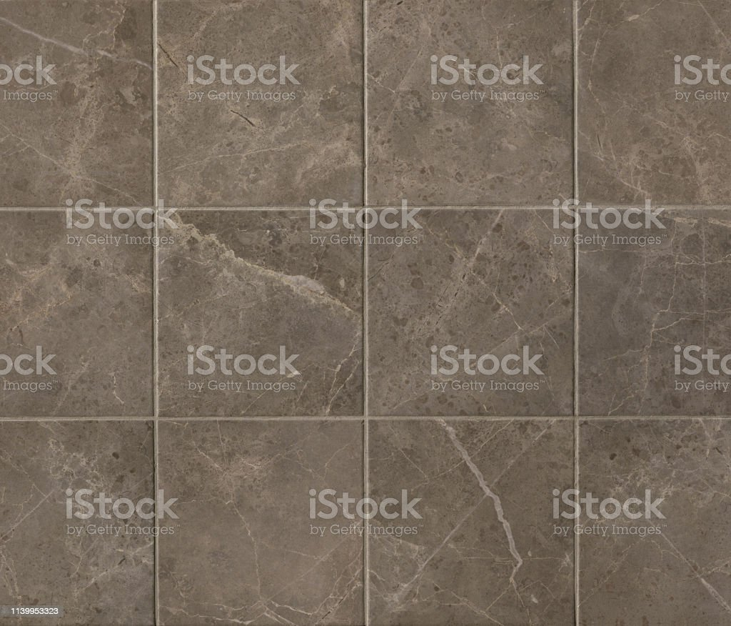 Brown Marble Mosaic Tiles Texture Background Marble Tiles With Natural Pattern Stock Photo Download Image Now Istock