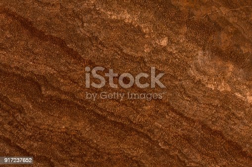 489767858 istock photo Brown marble texture of onyx stone 917237652