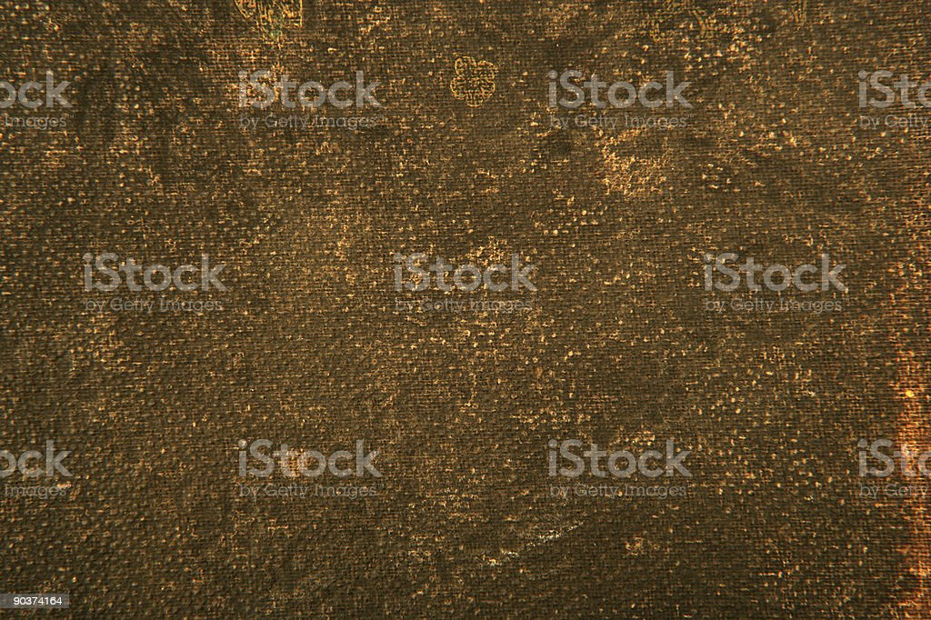 Brown Material Grunge stock photo