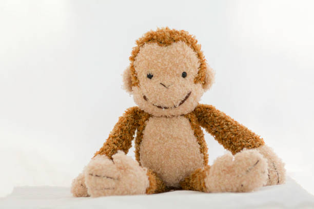 Royalty Free Toy Monkey With Symbols Pictures Images And Stock