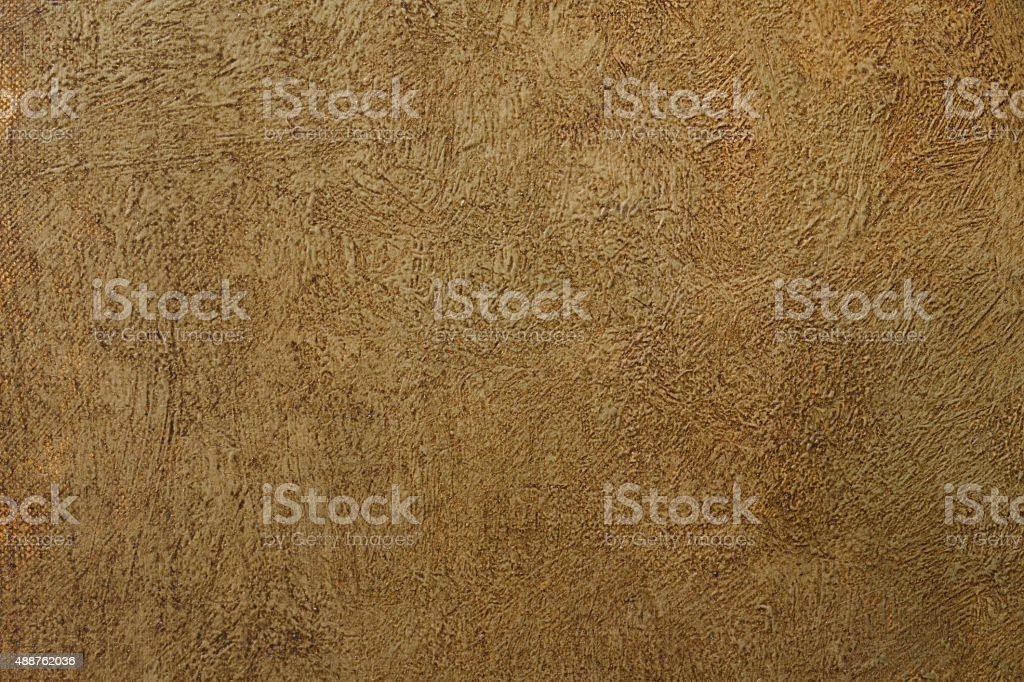 Brown Oil paint texture background- Rembrandt style stock photo