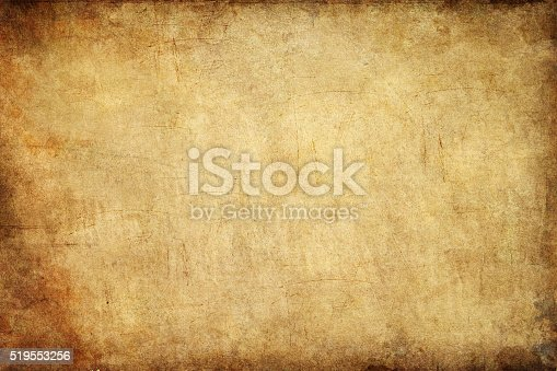 istock Brown old paper 519553256