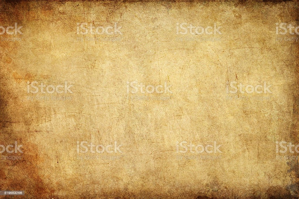 Brown old paper stock photo