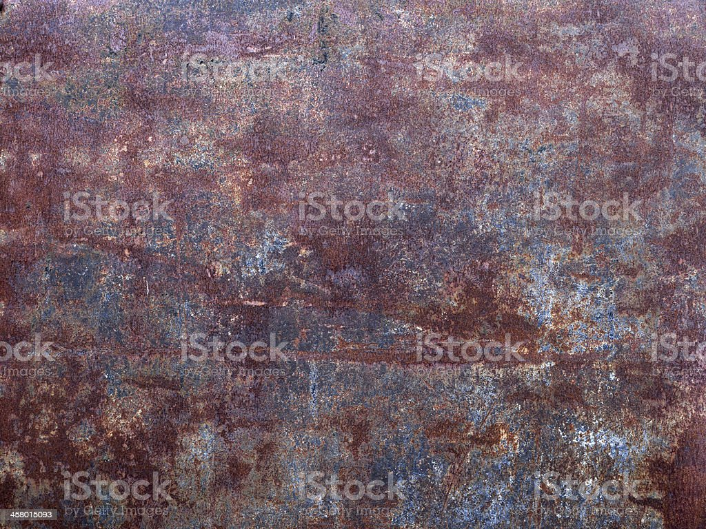 brown old rust metal royalty-free stock photo