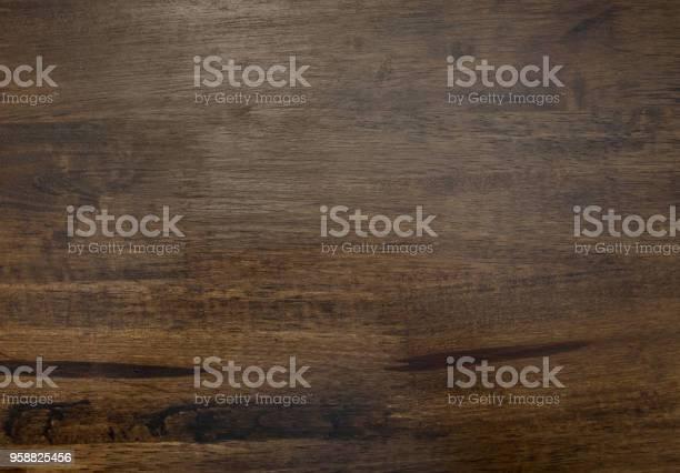 Bruin Oude Rustieke Hard Hout Oppervlaktetextuur Achtergrond Natuurlijke Patroon Achtergrond Materiaal Voor Design Stockfoto en meer beelden van Bar - tapkast