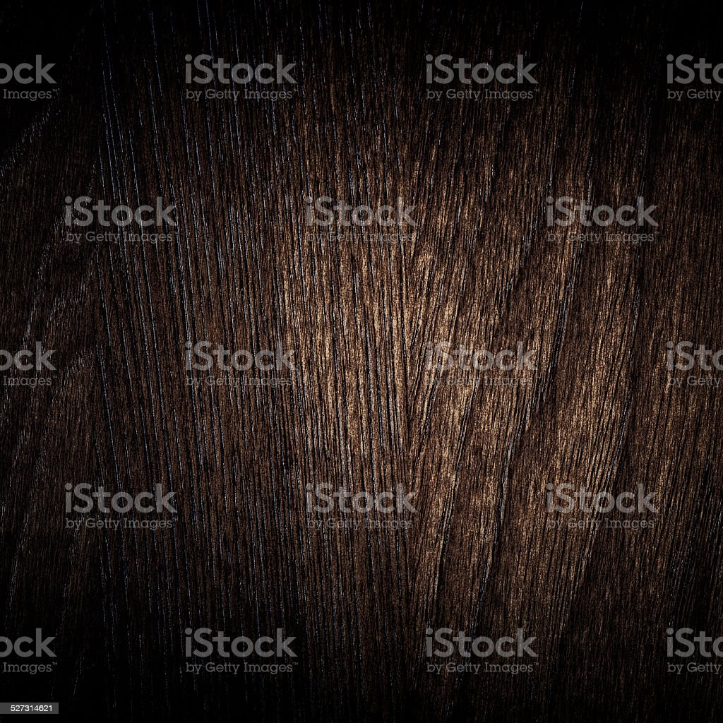 Brown old wenge wood background texture stock photo