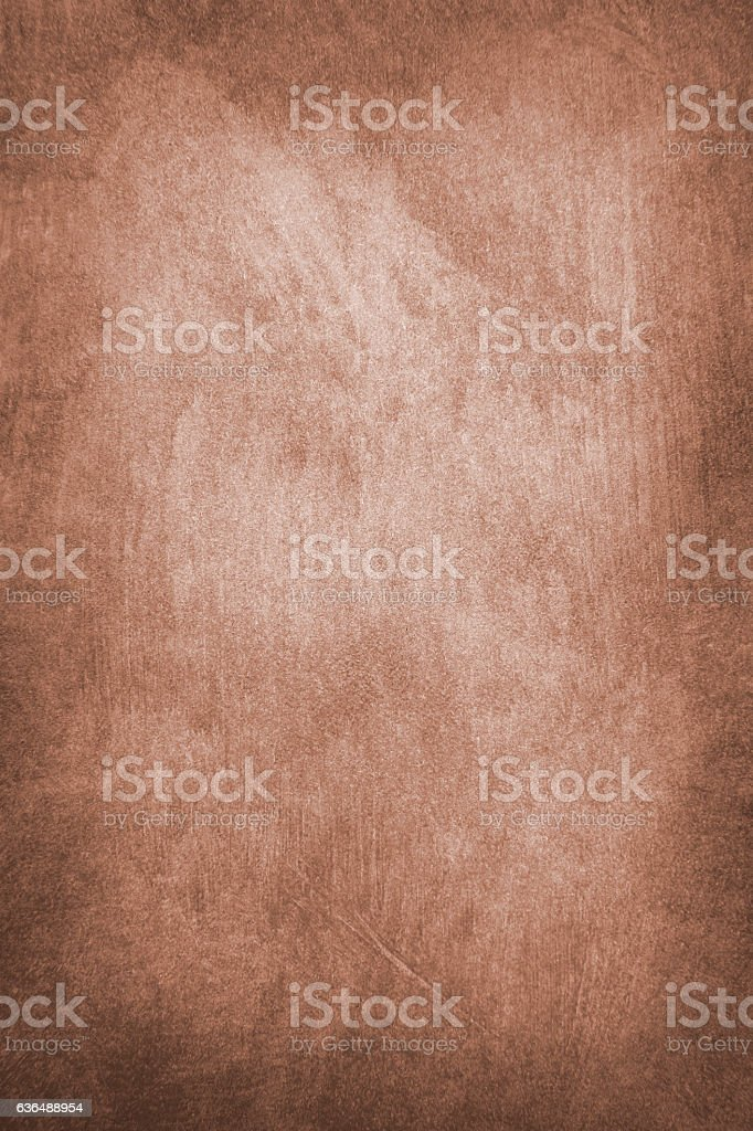Brown painted background stock photo