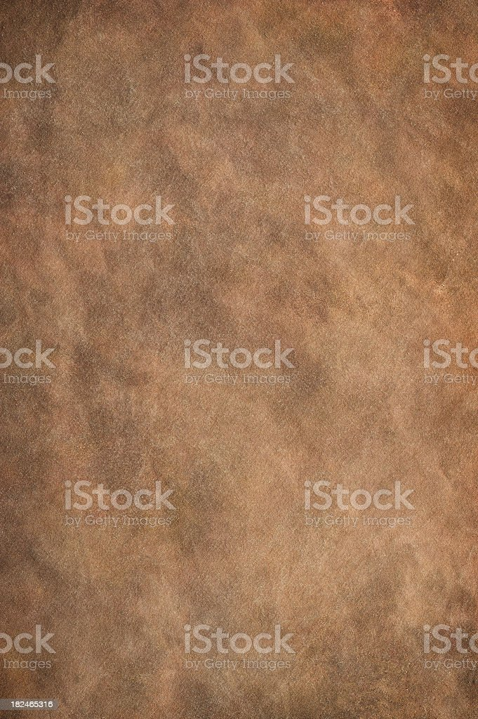 Brown Painted Canvas Background royalty-free stock photo