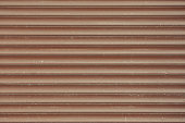 Brown panel steel wall background
