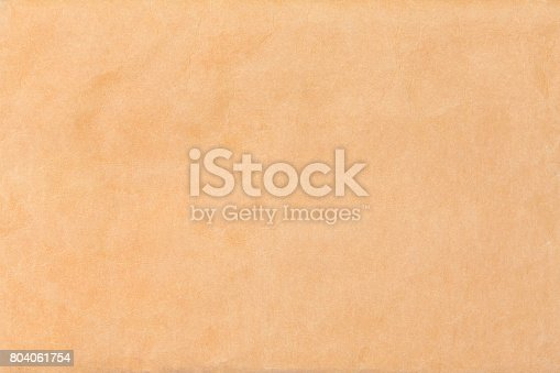 istock Brown paper abstract background with copy space 804061754