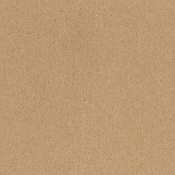 Brown paper background (High Resolution) foto