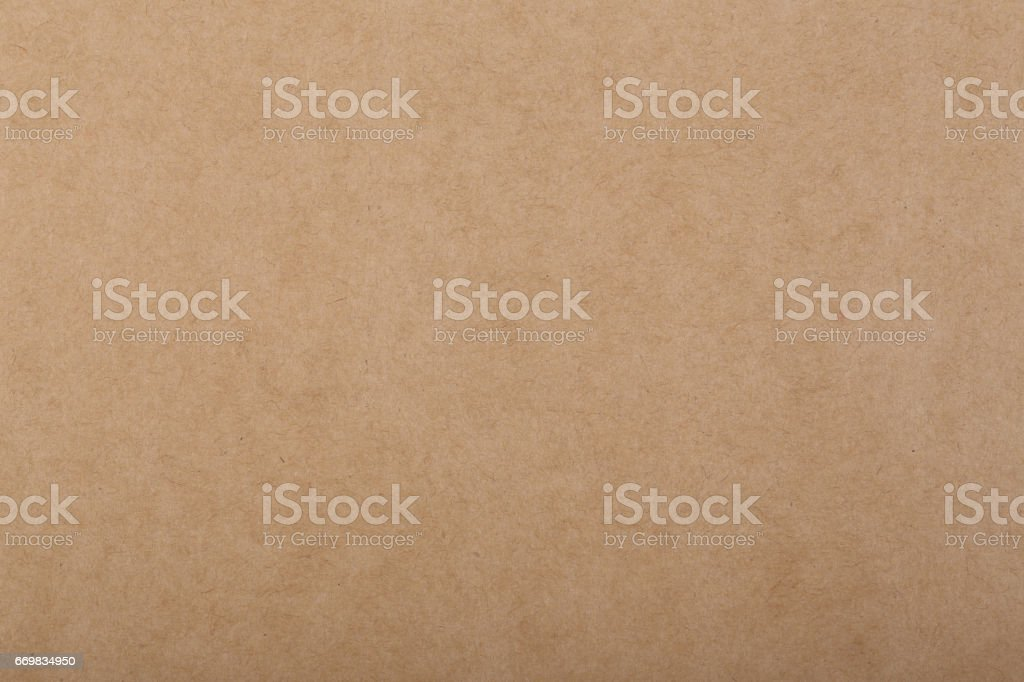 Fondo de papel marrón - foto de stock