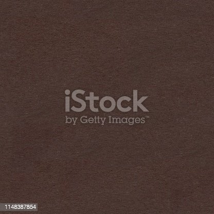 istock Brown paper background. Seamless square texture, tile ready. 1148387854