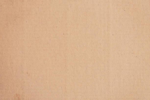 棕色紙盒和牛皮紙紋理和背景與空間。 - 厚紙皮 個照片及圖片檔