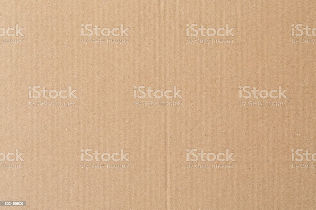 Brown paper box sheet abstract texture background stock photo