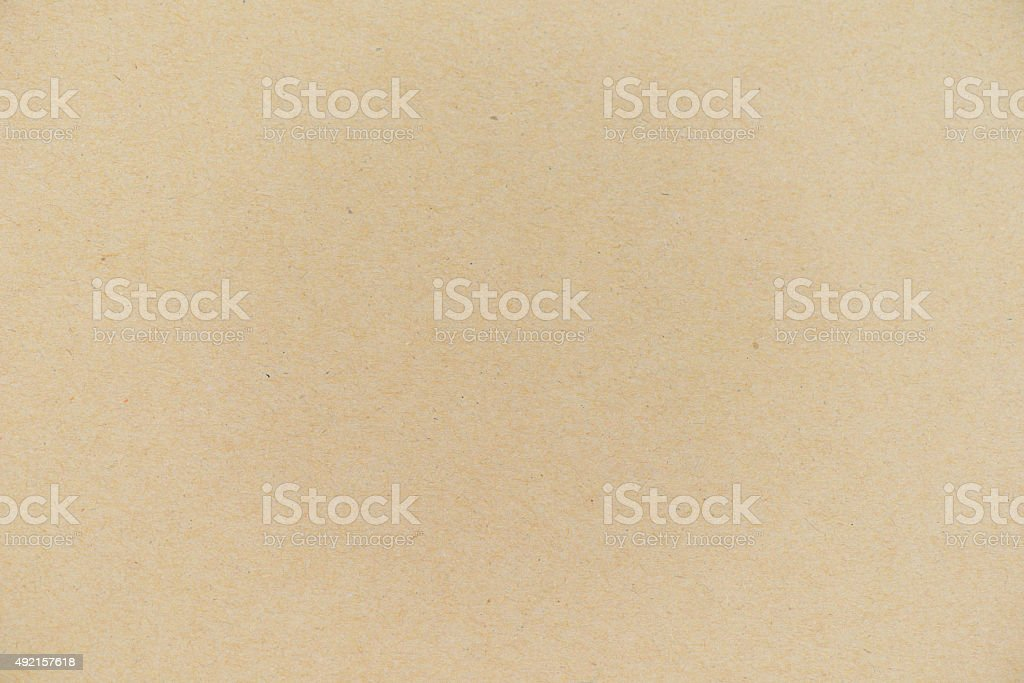 Brown paper for background stock photo