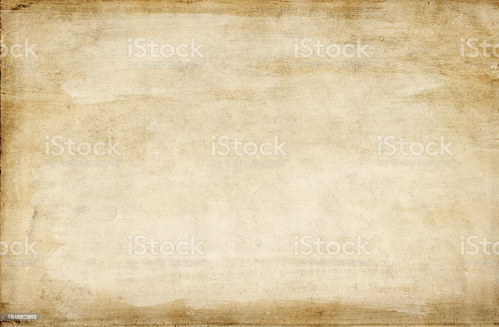 Brown Paper Grunge Background stock photo