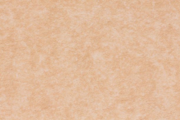 Brown paper, old vintage paper texture background. stock photo
