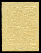 istock Brown Paper paper textured background isolated 175499800