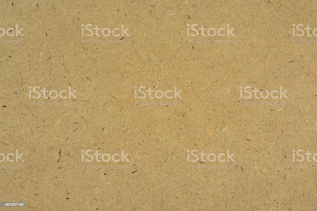 Brown paper Bring a brown paper suitable for background or texture beautifully. 2015 Stock Photo