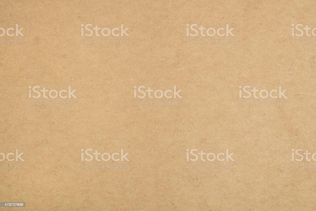 Fondo de textura de papel marrón - foto de stock