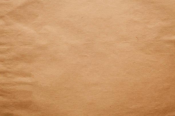 fond de texture de papier brun - artisanat photos et images de collection