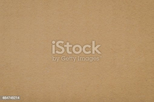 865741954 istock photo Brown Paper texture for add text or graphic design. 654745214
