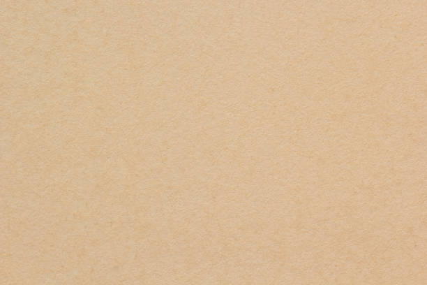 Braune Papierstruktur – Foto