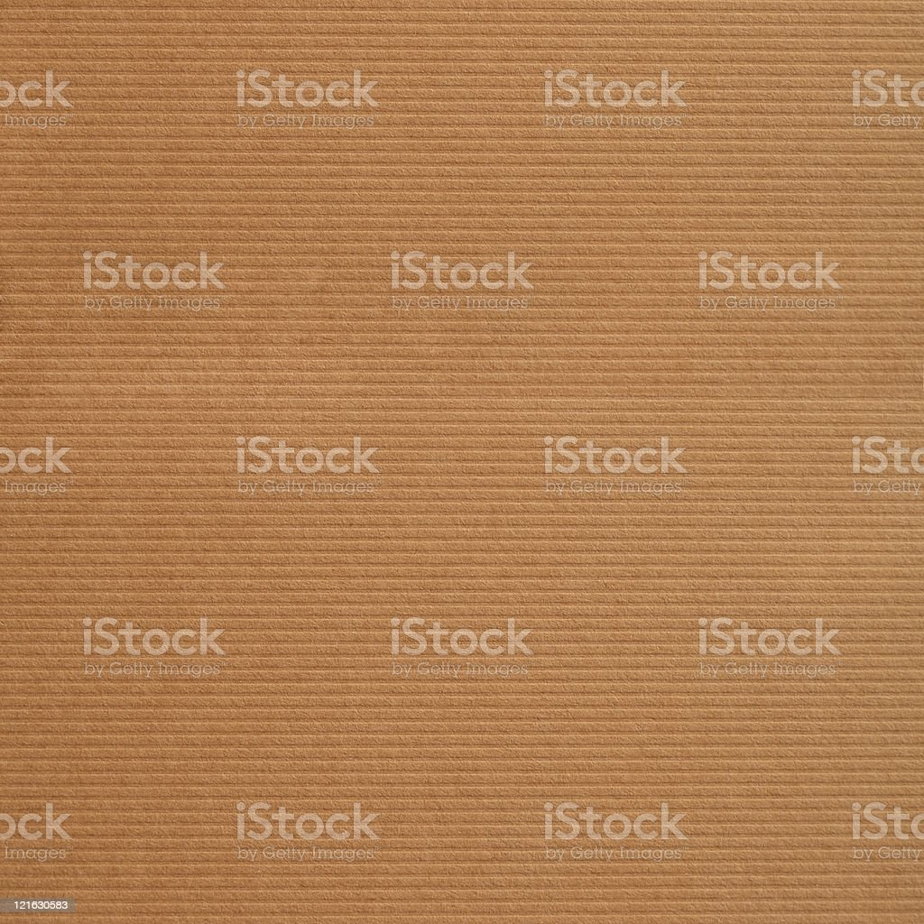 brown paper Thick texture stock photo
