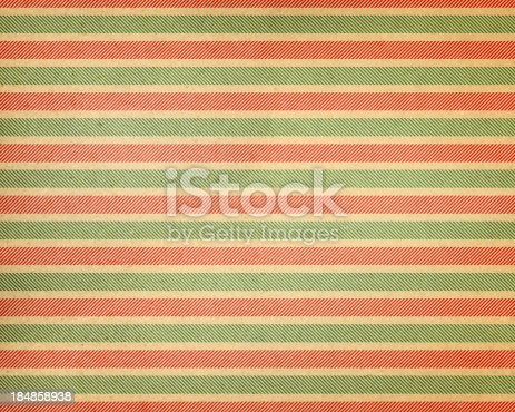 istock brown paper with holiday stripes 184858938