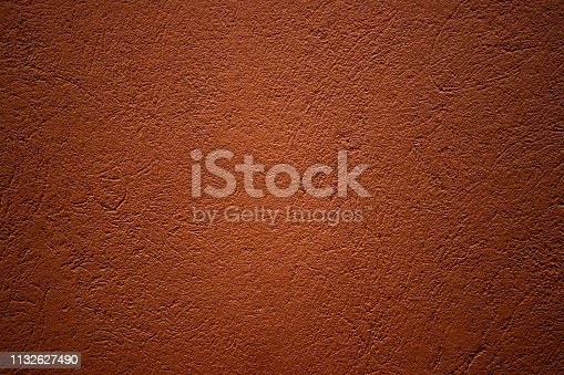 brown plastered wall texture, background design element