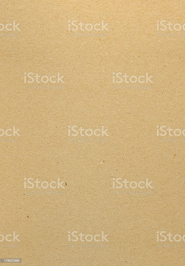 Brown Recycle paper XXL royalty-free stock photo
