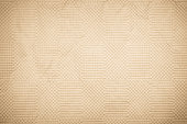 istock Brown recycled craft paper texture as background. Cream paper texture, Old vintage page or grunge vignette. Pattern rough art creased grunge letter. Hardboard with copy space. 1177387034