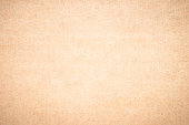 istock Brown recycled craft paper texture as background. Cream paper texture, Old vintage page or grunge vignette. Pattern rough art creased grunge letter. Hardboard with copy space. 1177387044