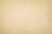 istock Brown recycled craft paper texture as background. Cream paper texture, Old vintage page or grunge vignette. Pattern rough art creased grunge letter. Hardboard with copy space. 1179786973