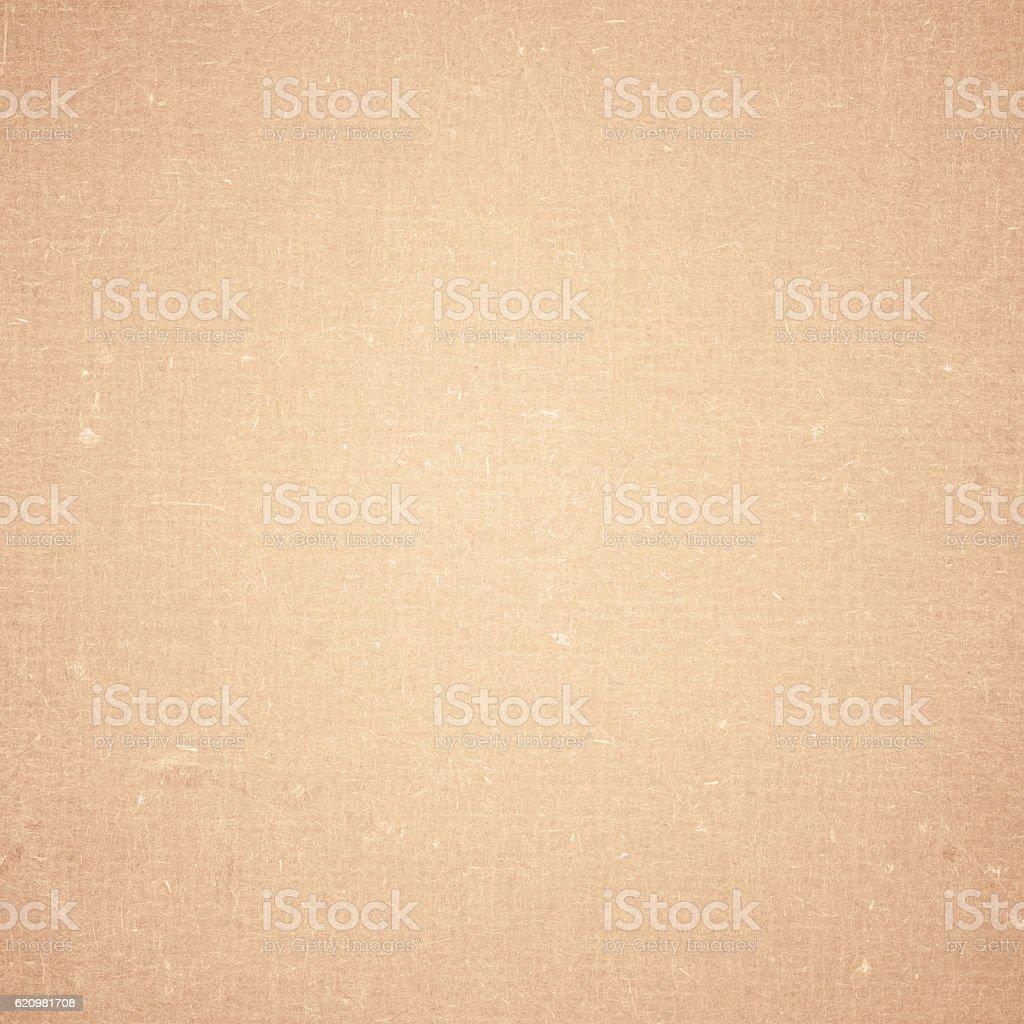 Textura de papel reciclado marrom foto royalty-free