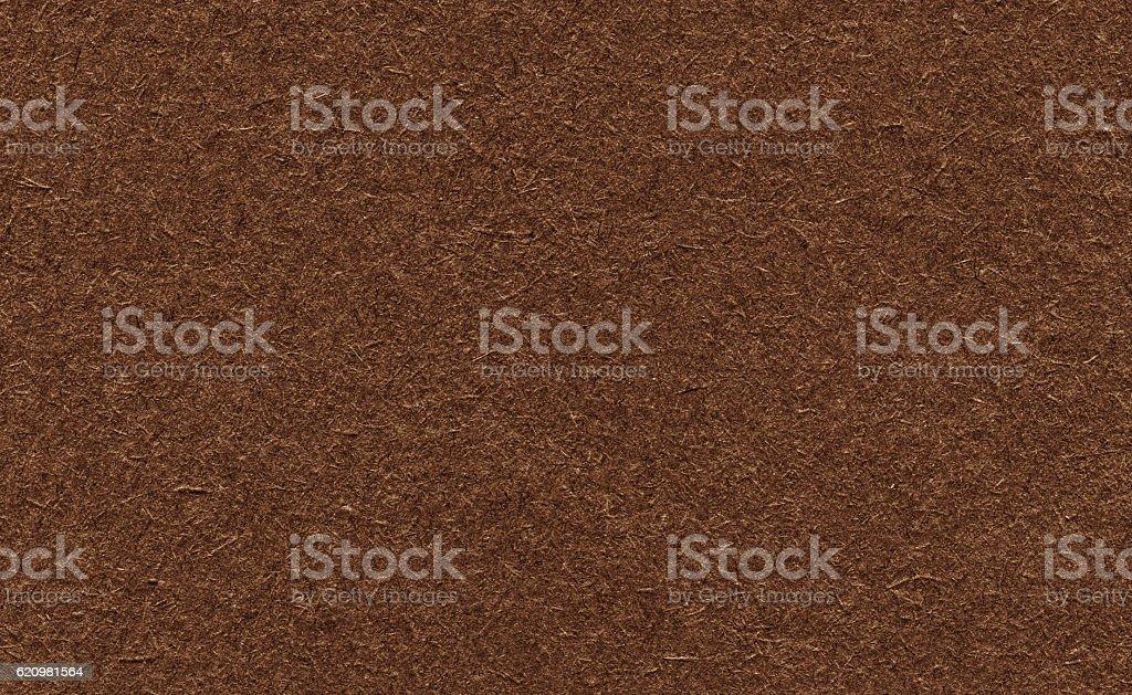 Textura de papel reciclado marrom com figura  foto royalty-free