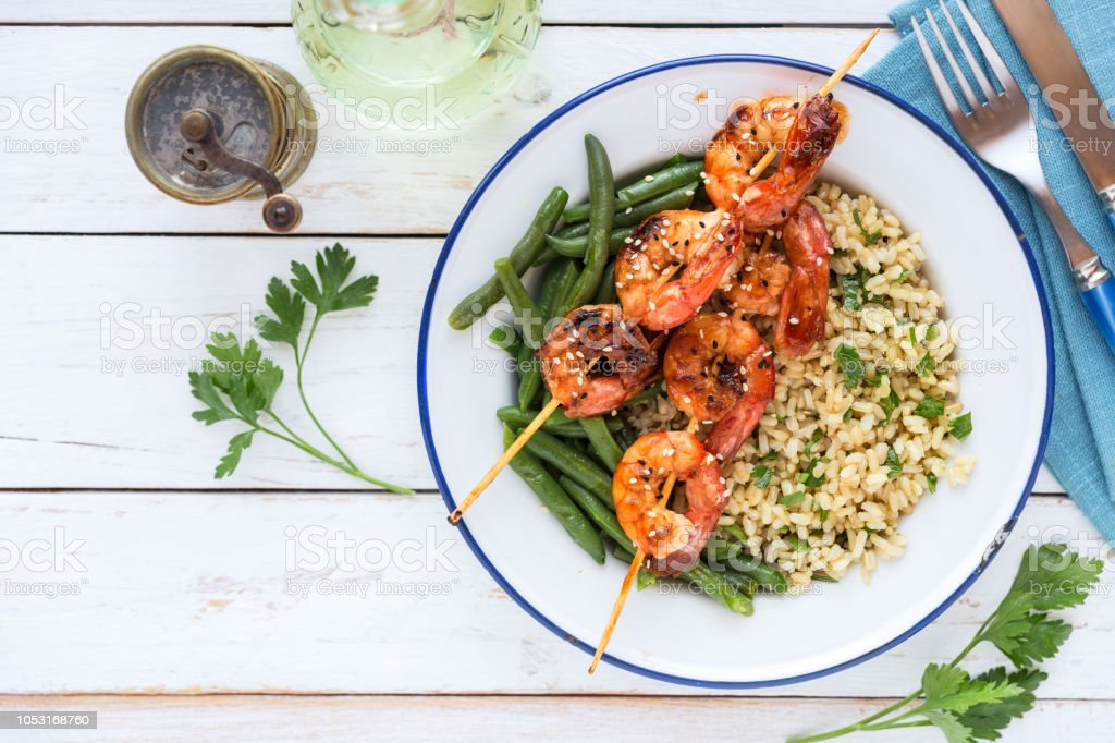 Dieta arroz integral macrobiotica