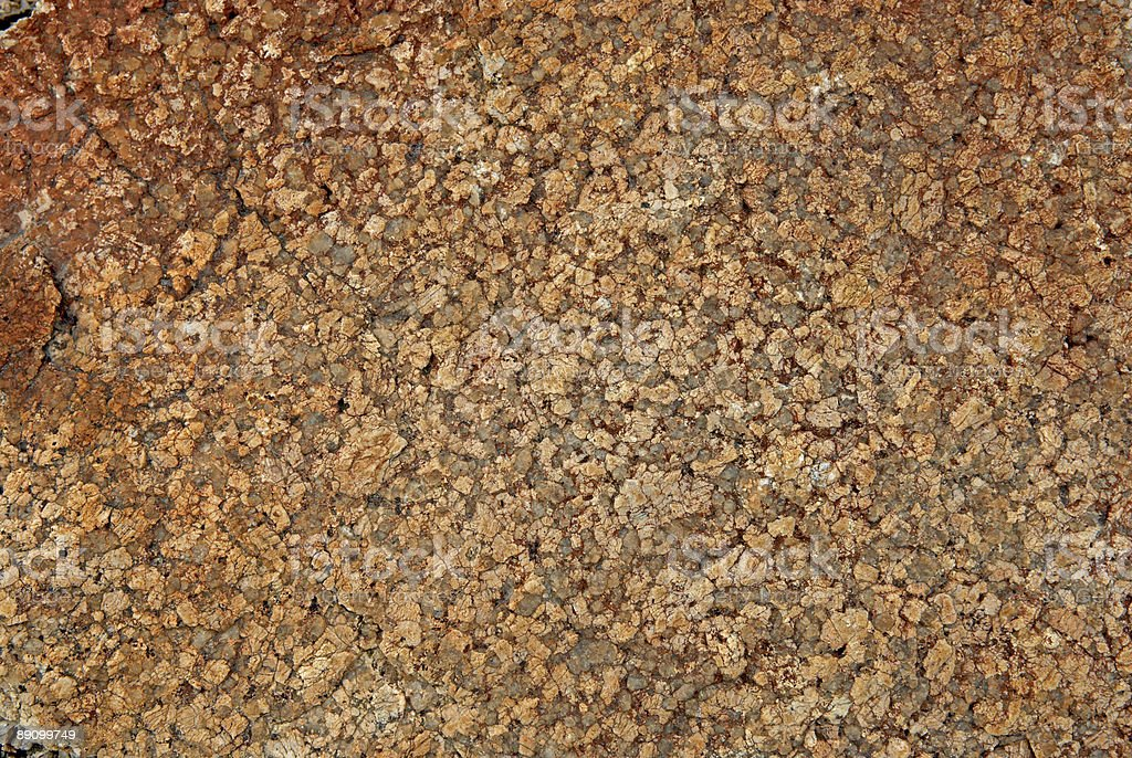 Brown rock texture royalty-free stock photo