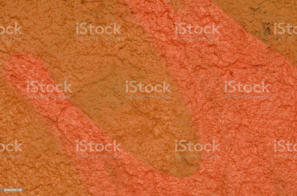 Brown rough wall stock photo