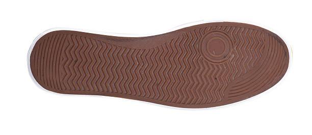 brown sole with some spots - au fond de photos et images de collection