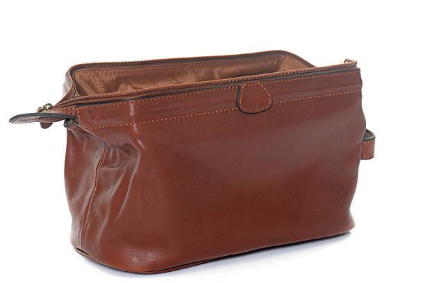 Spugna marrone borsa - foto stock