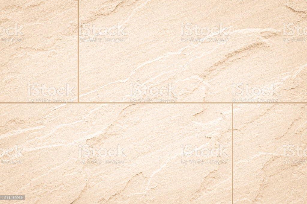 Marrone pavimento in pietra piastrelle sfondo senza cuciture e