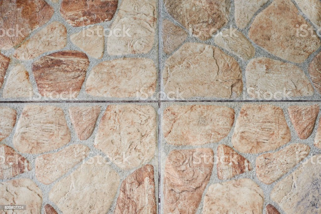 Brown Stone Tile Texture Stock Photo Download Image Now Istock