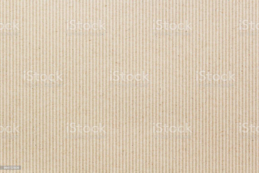 Braun gestreift Recycle Papierhintergrund – Foto