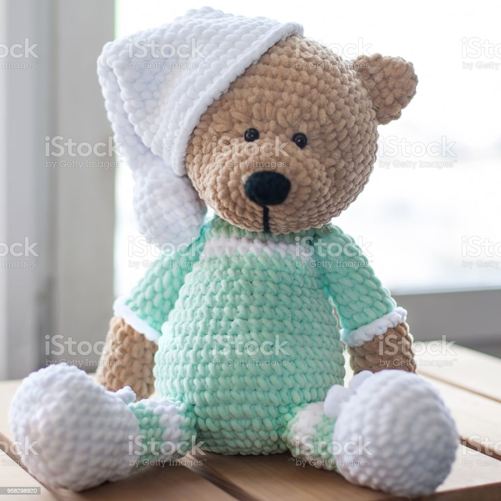 estherkate's Teddy in Purple | Teddy bear clothes, Teddy bear ... | 1024x1024