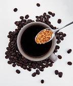 brown sugar and coffee