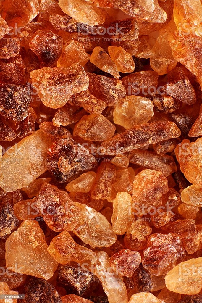 brown sugar background royalty-free stock photo