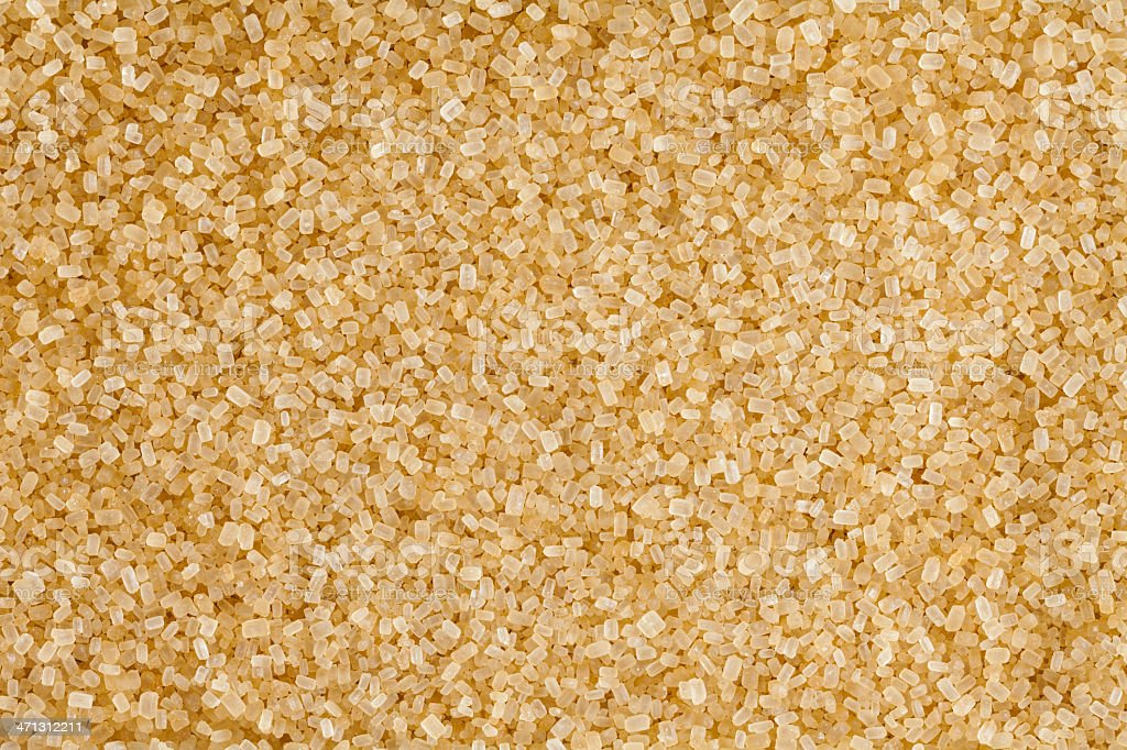 Brown Sugar Background stock photo